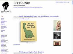 FFFFound website