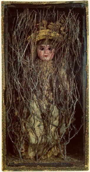 Joseph Cornell, Untitled (Bebe Marie), early 1940s