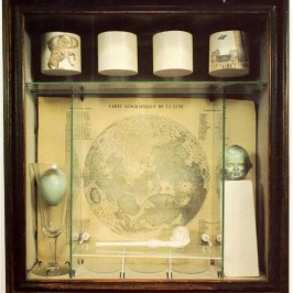 Joseph Cornell and David Eichenberg