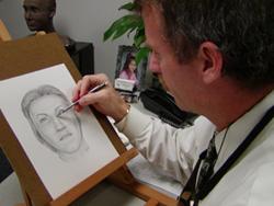 forensic artist