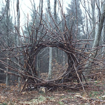 Andy Goldsworthy – sublime and beautiful environmental art