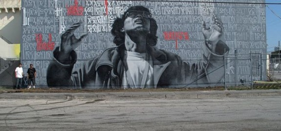 Characters By El Mac, Retna - Miami (FL) - Street-art and Graffiti ...
