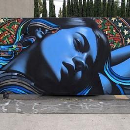 "Miles ""Mac"" MacGregor aka El Mac – graffiti murals"