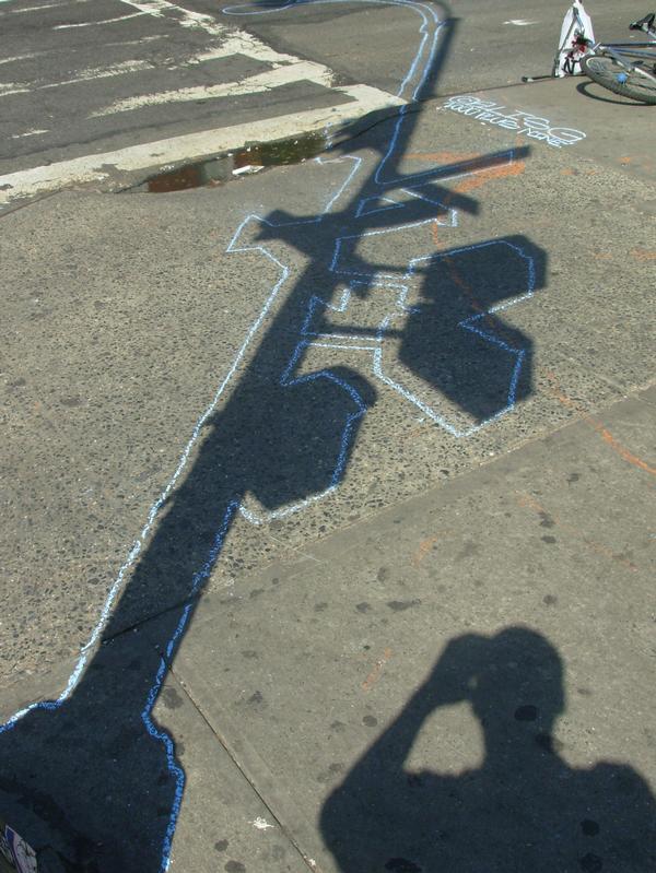 Ellis Gallagher, Sunlight Utilization, Brooklyn, NY 2007