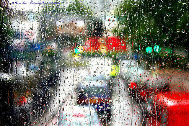 The Long Hot Summer continues-The weather man says its raining by Kevin Law