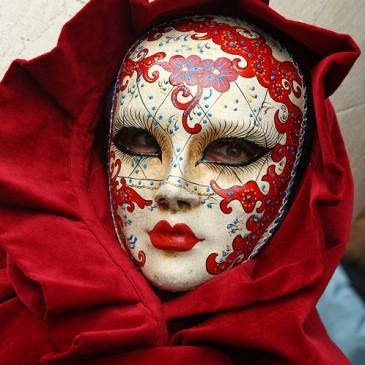 Mask photographs, Happy Halloween!