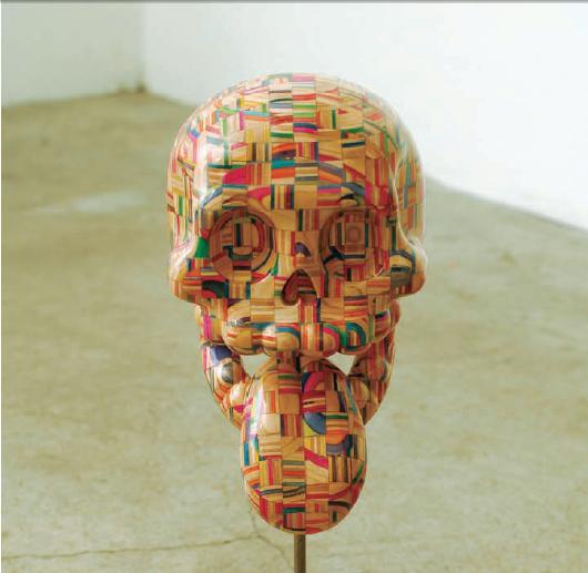 Mad Skull 2009 by Haroshi