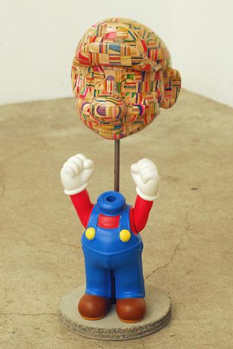 Mario series 2009 by Haroshi