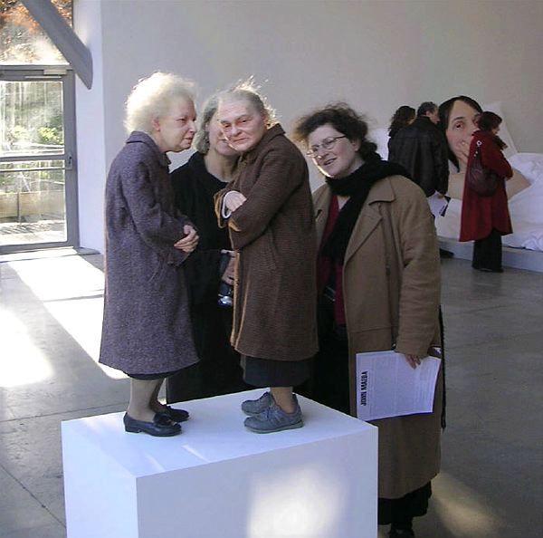 Ron Mueck Two Women 2005 (2)