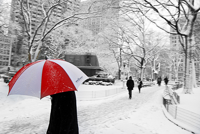 Remember When New York City Was Freezing by Marc.Cappelletti
