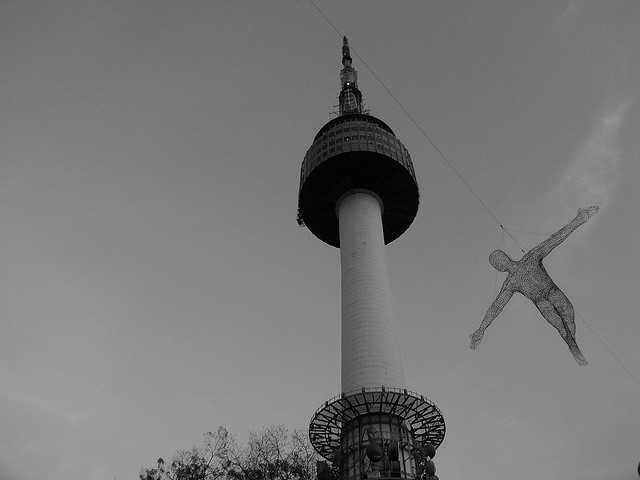 ntower by suepark via Flickr