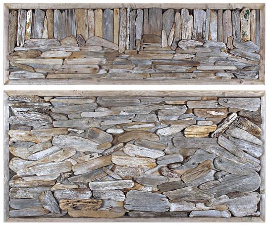 Driftwood Assemblage #1 by John Dahlsen