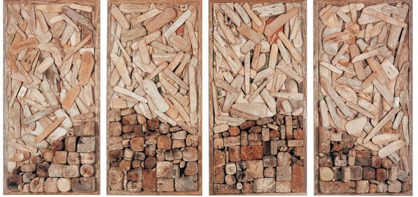 Driftwood Relief by John Dahlsen