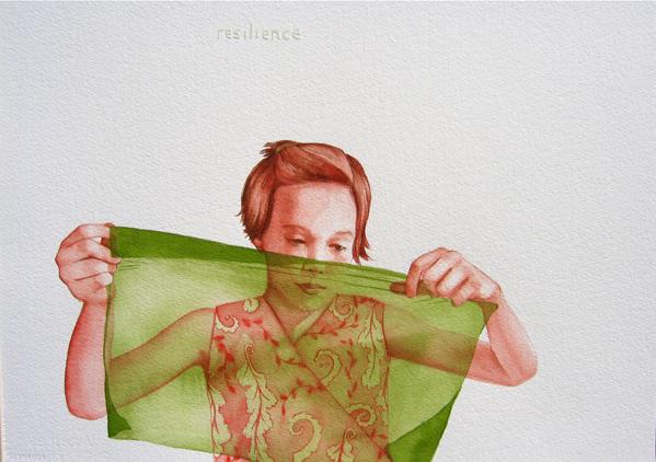Resilience by Ali Cavanaugh