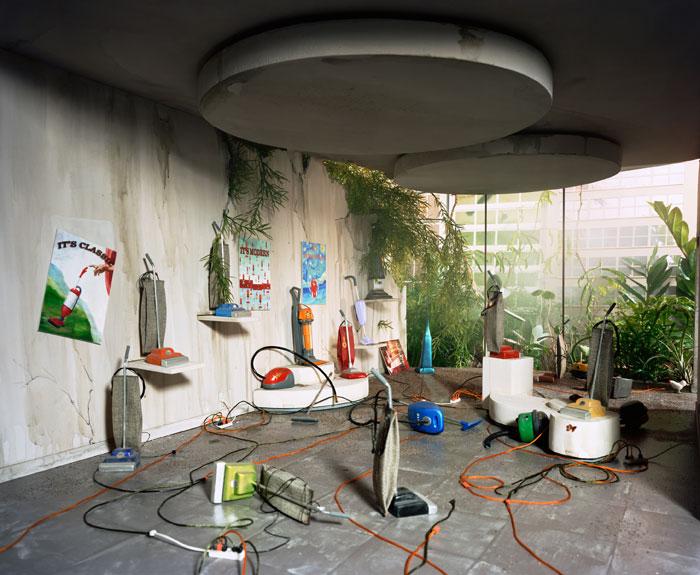 Vacuum Showroom 2006 by Lori Nix