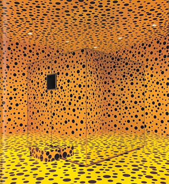 Mirror Room (Pumpkin) 1991 by Yayoi Kusama