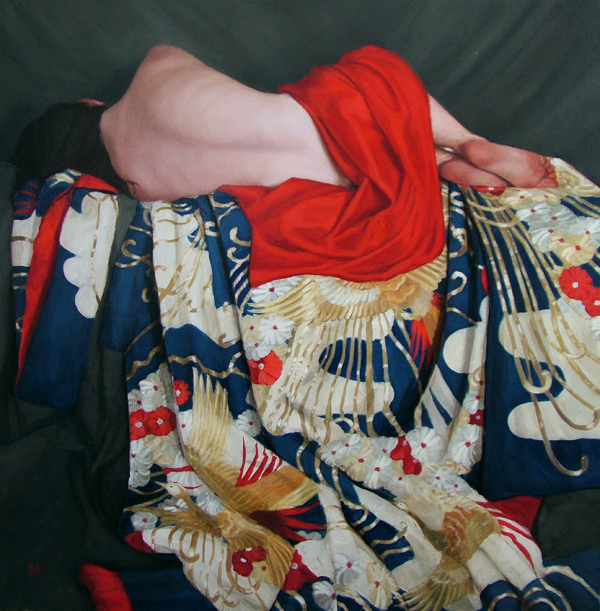 Figurative Paintings by Stephanie Rew