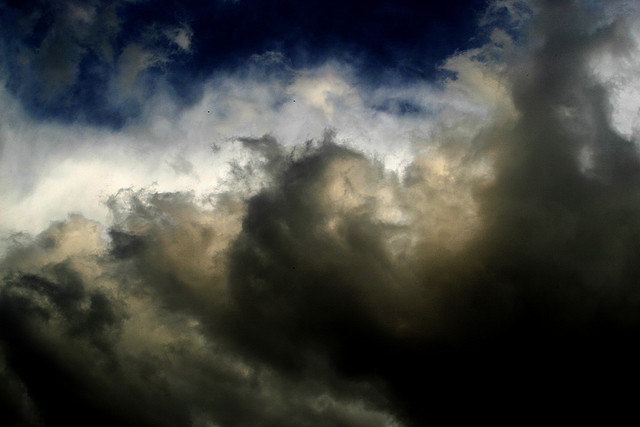 Spring Clouds by Alireza Teimoury on flickr
