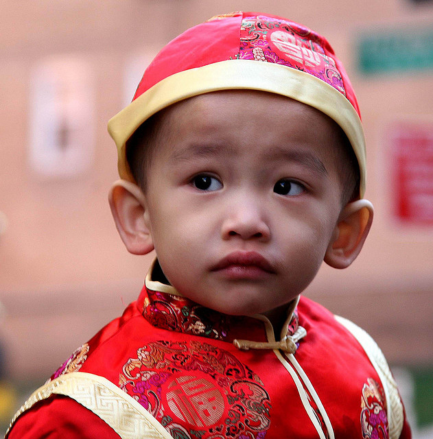 Chinese New Year, photograph by Jeff Colen