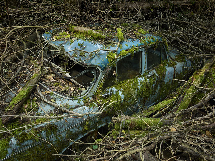 Beautiful Decay Photographs by Peter Lippmann