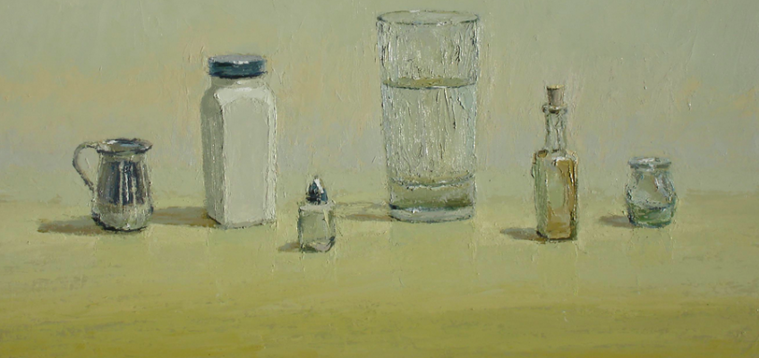 Shimmering Still Lifes of Brian Blackham