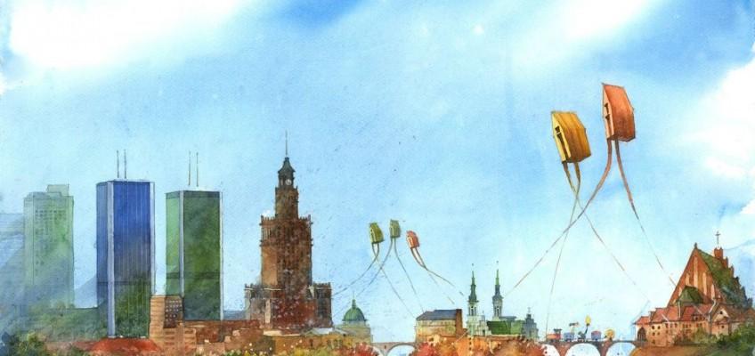 Watercolor by Tytus Brzozowski 10